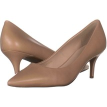 Cole Haan Marta Pointed Toe Classic Pumps 490, Nude, 7.5 US - $50.87