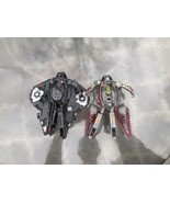 Star Wars Transformers Crossovers Action Figure Lot Of 2 - Missing Cockp... - $24.74