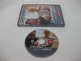 Frontline: Can You Afford to Retire? 2006 by PBS Ex-Library DVD - $9.99