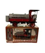 Vintage TEXACO 1910 MACK TANKER DELIVERY TRUCK - 1995 - #12 in Series FS - $14.84