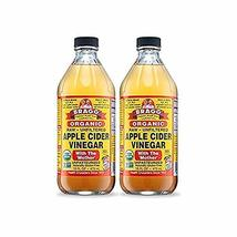 Bragg USDA Organic Raw Apple Cider Vinegar, With The Mother 16 Ounces Na... - $15.35