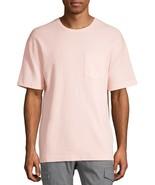 No Boundaries Men's Short Sleeve Thermal T-Shirt Pocket 3XL (54-56) Pink - £12.15 GBP