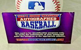 CAL RIPKEN JR / MLB HALL OF FAME / AUTOGRAPHED OML BASEBALL IN CUBE / TRISTAR image 5