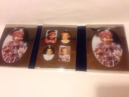 1991 International Silver Company Silver Tone Triple Fold Photo Frame - $9.74