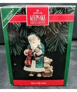 1992 Hallmark Keepsake Ornament ~ Collector's Series~ MERRY OLDE SANTA  - $9.89
