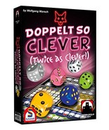 Stronghold Games Twice As Clever Doppelt So Clever - $23.43