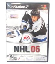 Sony Game Nhl '06 - $4.99