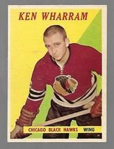 1958-59 Topps #14 Ken Wharram EX - $14.34