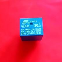 SRU-05VDC-SL-C, 5VDC Relay, Songle Brand New!! - $3.91