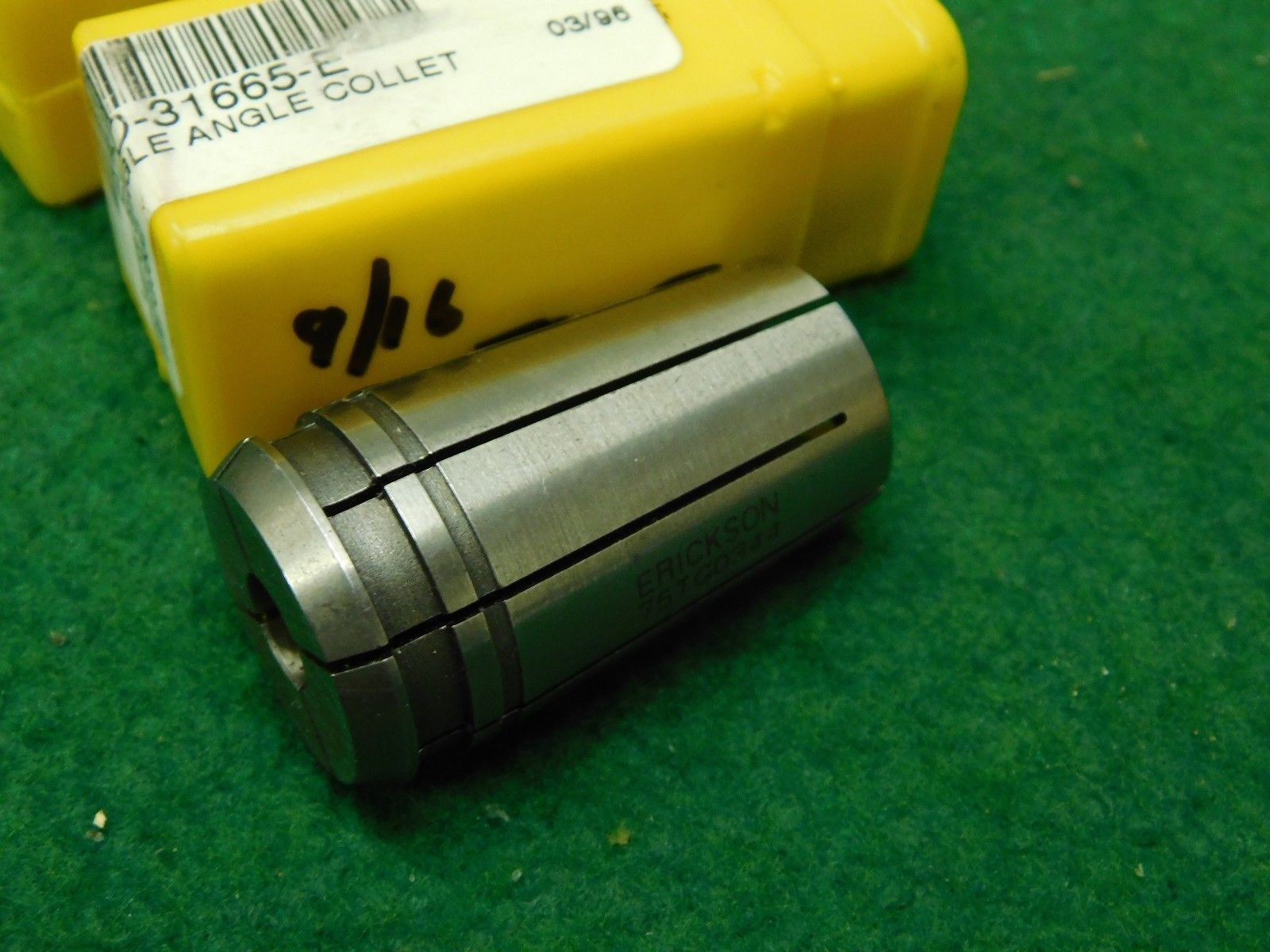 Single Angle Collet TG-75 9//16/""