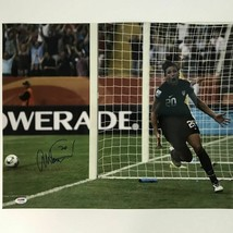 Autographed/Signed ABBY WAMBACH Team USA World Cup 16x20 Soccer Photo PS... - $94.99