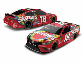 Kyle Busch 2019 #18 Skittles Toyota Camry 1:64 ARC - - $7.91