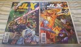 JLX #1 & JLX unleashed #1 - $4.00