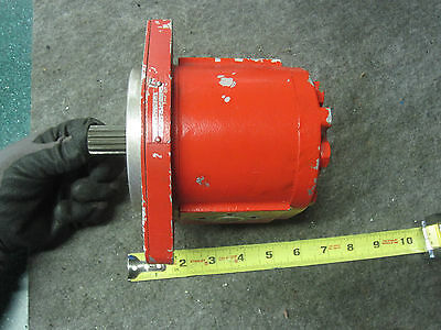 SALAMI 3PA27/D-FS-DP HYDRAULIC GEAR PUMP
