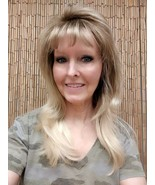 Ellen Wille Wig VOGUE Hard to Find SAND2TONE Ombre Brown to Blond Color ... - $173.25