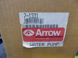 7-1331 Ford Water Pump, Remanufactured By Arrow E2ZZ-8501-A image 2