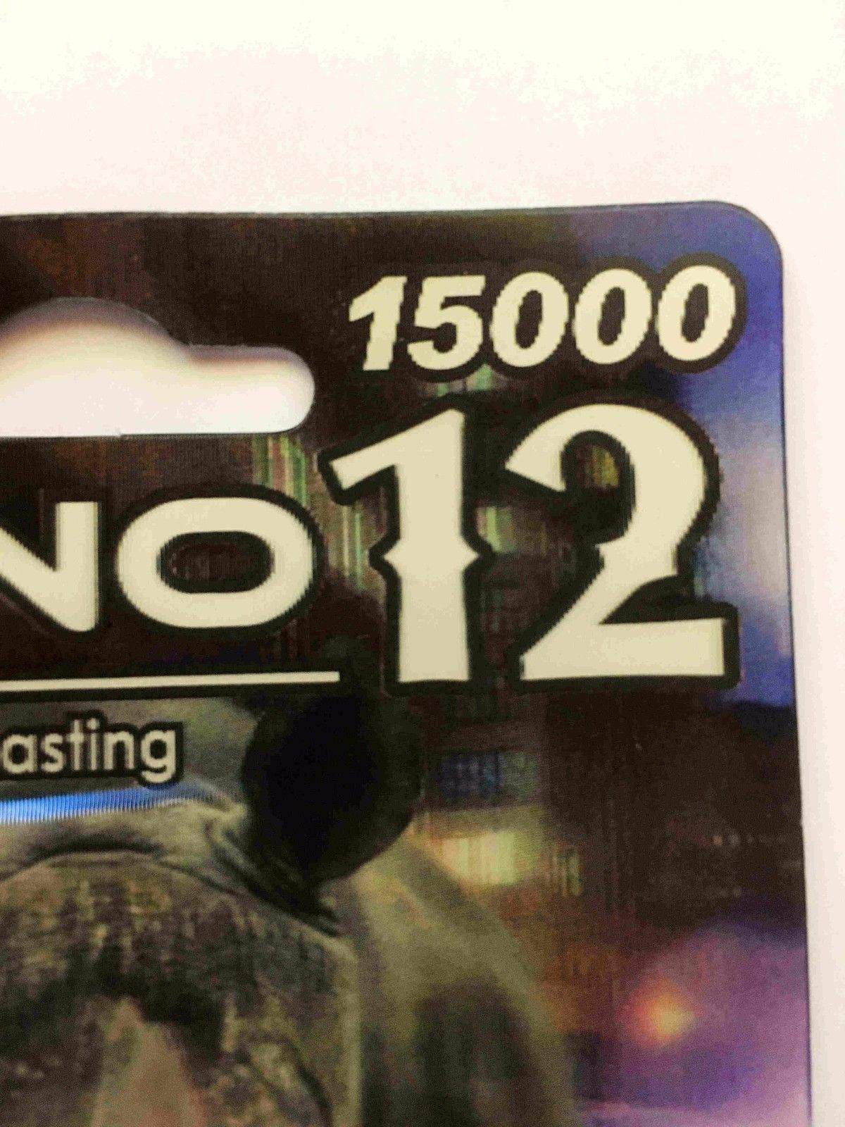 100% Genuine Rhino 12 Premium 15000 Male Sexual Performance Enhancer image 4