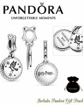 New Authentic Pandora S925 ALE Harry Potter Ravenclaw Dangle Charm 79883... - $18.27