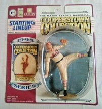 Dizzy Dean Figurine Card 1995 Starting Lineup Cooperstown Collection Kenner - $9.90