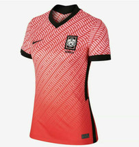 NEW Nike Breathe South Korea 2020 Soccer Jersey Slim Fit CU6223-653 Wome... - $35.96