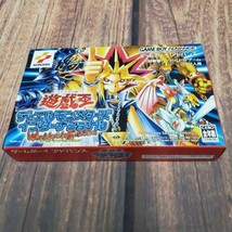Yugioh Worldwide Edition Game Boy Advance Japanese Version No Cards New - $10.84