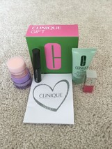 NIB Clinique Limited Edition Makeup Beauty 5 Piece Gift Set Brand New - $12.16