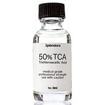 50% TCA Acid Peel (1 oz.) Skin Peel Acid - Tattoo Removal, Remove Skin T... - $40.29