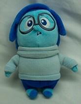 "Tomy Disney Pixar Inside Out Blue Sadness Character 7"" Plush Stuffed Animal Toy - $19.80"