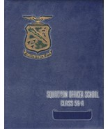 Air University Squadron Officer School 56-A Maxwell Air Force Base Alaba... - $98.99