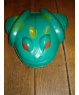 VINTAGE IDEAL BOP THE BEETLE TOY GAME FROG CLAM SHELL PARTS 1962 - $9.95