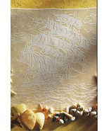 Sailing Away Ship Wall Panel Sailboat Doily Nautical Sail Afghan Crochet Pattern - $9.99