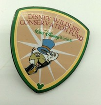 WDW - Disney Wildlife Conservation Fund Jiminy Cricket - Hidden Mickey - $14.99