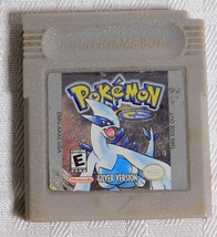 Pokemon Silver Version (Nintendo Game Boy Color, 2000) - $17.58