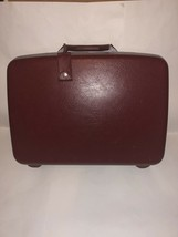 Vintage Samsonite Profile II hard side suitcase about 20 x 14 x 7 inches - $24.75