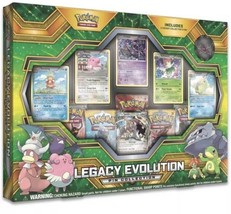 Pokemon Legacy Evolution Pin Collection Box Gift Set SEALED IN HAND!! Crobat Pin - $49.99