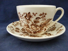 Ridgway Atherstone Staffordshire England Cup & Saucer Good Condition - $19.95