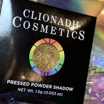 NWT NIB Clionadh Cosmetics JEWELLED MULTICHROME SINGLE PAN *ONE SHADE* Vermeil