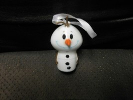 "Hallmark Itty Bitty's ""Olaf - Frozen"" 2015 USED Decoupage Ornament NO TAG  - $8.86"