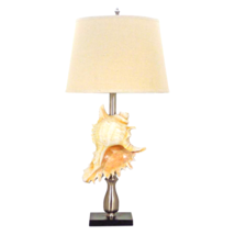 Shell Cove Cottage Retreat Table Lamp - £107.74 GBP
