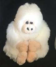 "Kids Of America 12"" White  Gorilla Monkey Plush Doll Ape Valentine Gift ... - $21.73"