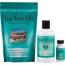 Toenail Fungus Treatment, Antifungal Soap, Tea Tree Oil Foot Soak,ReNew ... - $54.99