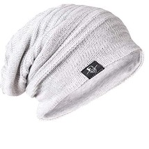 FORBUSITE Slouch Beanie Hats for Men Winter Summer Oversized Baggy Skull... - $6.27