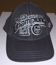 New Era Los Angeles Kings 2012 Stanley Cup Champions Small/ Medium Cap - $192,20 MXN
