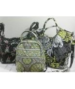 Vera Bradley Lot of 3 for Repurpose Crafts Shoulder Bags & Lunch Bag - $19.00