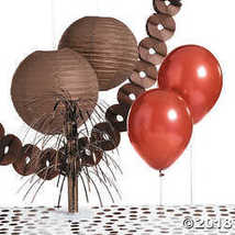 Brown Party Decorating Kit - $5.34