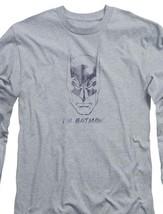 Batman DC Comics I am Batman Graphic Long Sleeve Justice League Superman BM1281 image 2