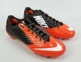 NIKE Vapor Speed Low TD Football Brown Orange Cleats 668854-208 Size 12 ... - $55.14