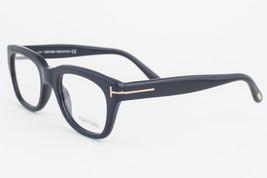 Tom Ford 5178 001 Asian Fit Shiny Black Eyeglasses TF5178-F 001 51mm - $391.02