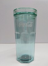 Coca-Cola 16oz Clear Travel Mug - BRAND NEW - $8.42