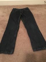 Cherokee Skinny Fit Kids Blue Denim Jeans Pants Sz 8 - $58.91